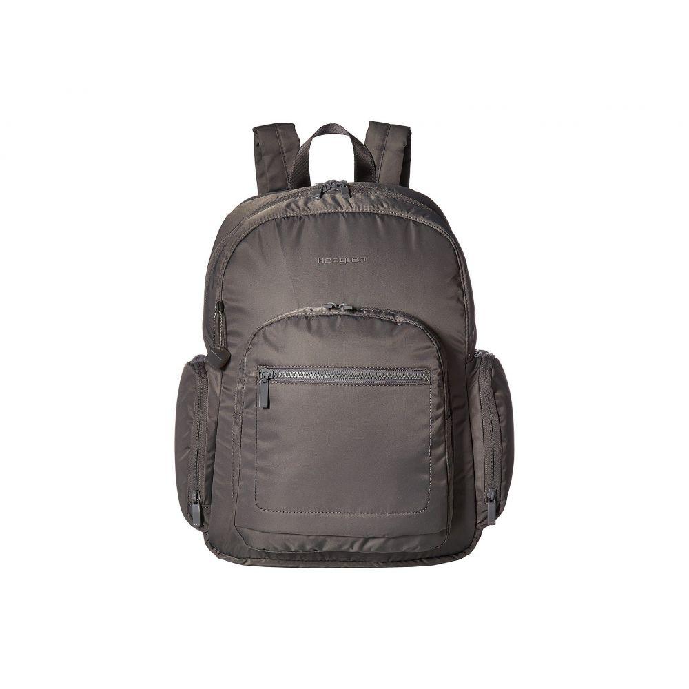 ヘデグレン Hedgren レディース バッグ バックパック・リュック【Tour Large Backpack with RFID Pocket】Tornado Grey