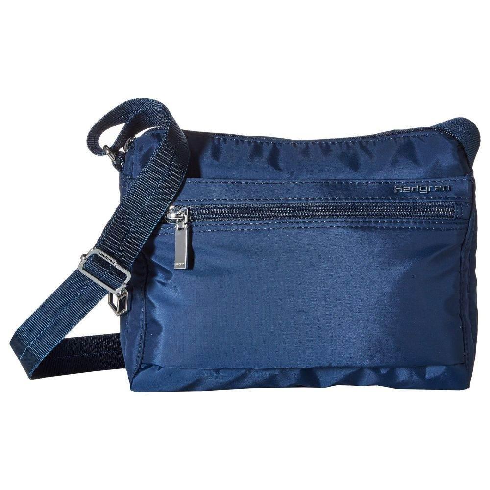 ヘデグレン Hedgren レディース バッグ ショルダーバッグ【Eye RFID Shoulder Bag】Dress Blue