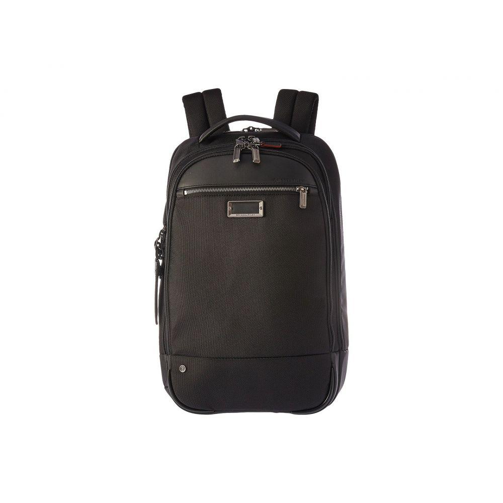ブリッグスアンドライリー Briggs & Riley レディース バッグ バックパック・リュック【work Medium Backpack】Black