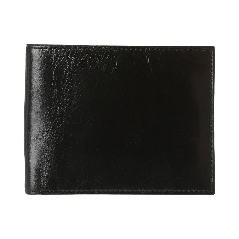 ボスカ Bosca メンズ 財布【Old Leather Classic 8 Pocket Deluxe Executive Wallet】Black