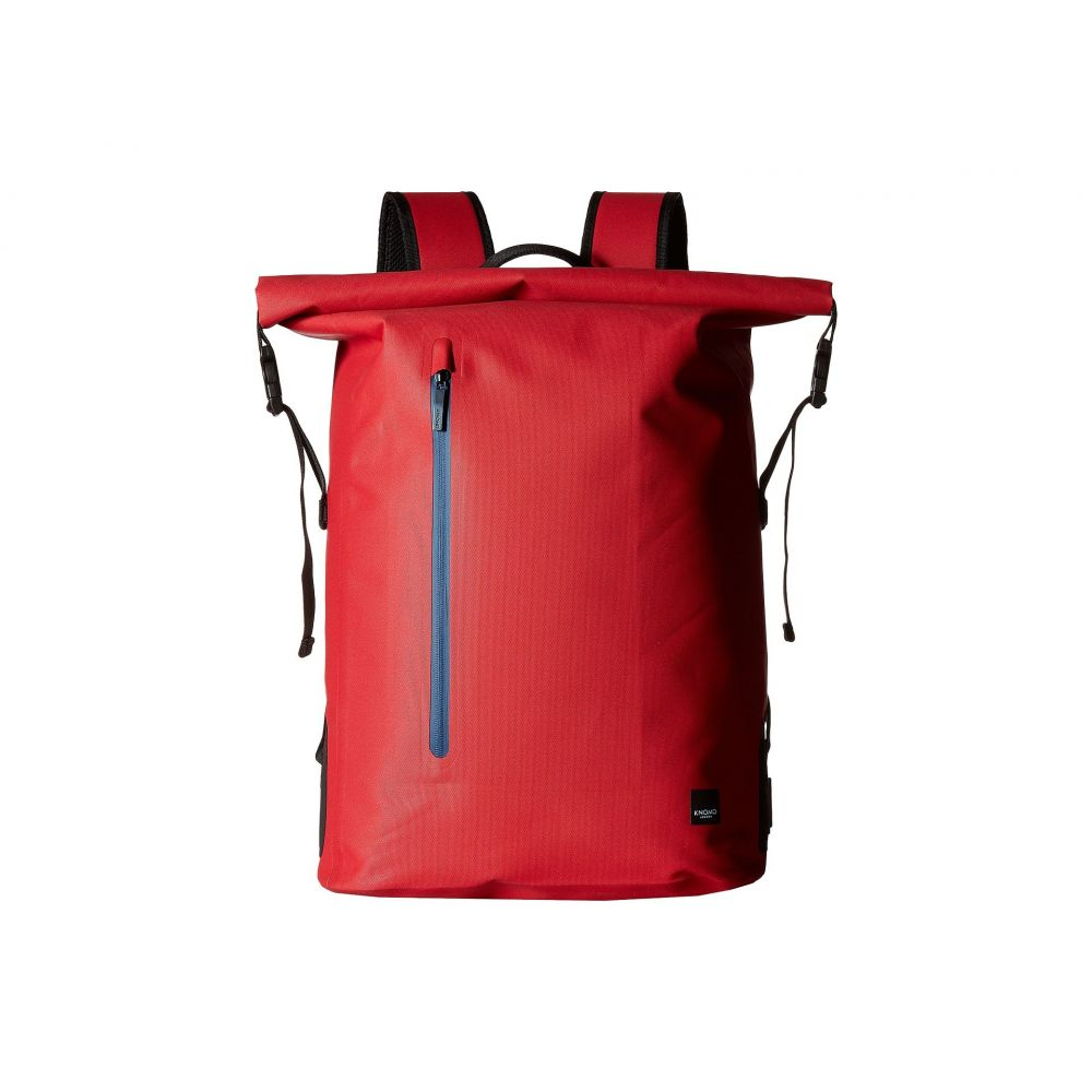 モノ KNOMO London メンズ バッグ バックパック・リュック【Thames Cromwell Top Zip Backpack】Formula One Red