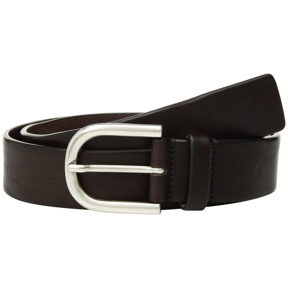 トゥーブートニューヨーク To Boot New York メンズ ベルト【Belt (35mm)】Dark Brown