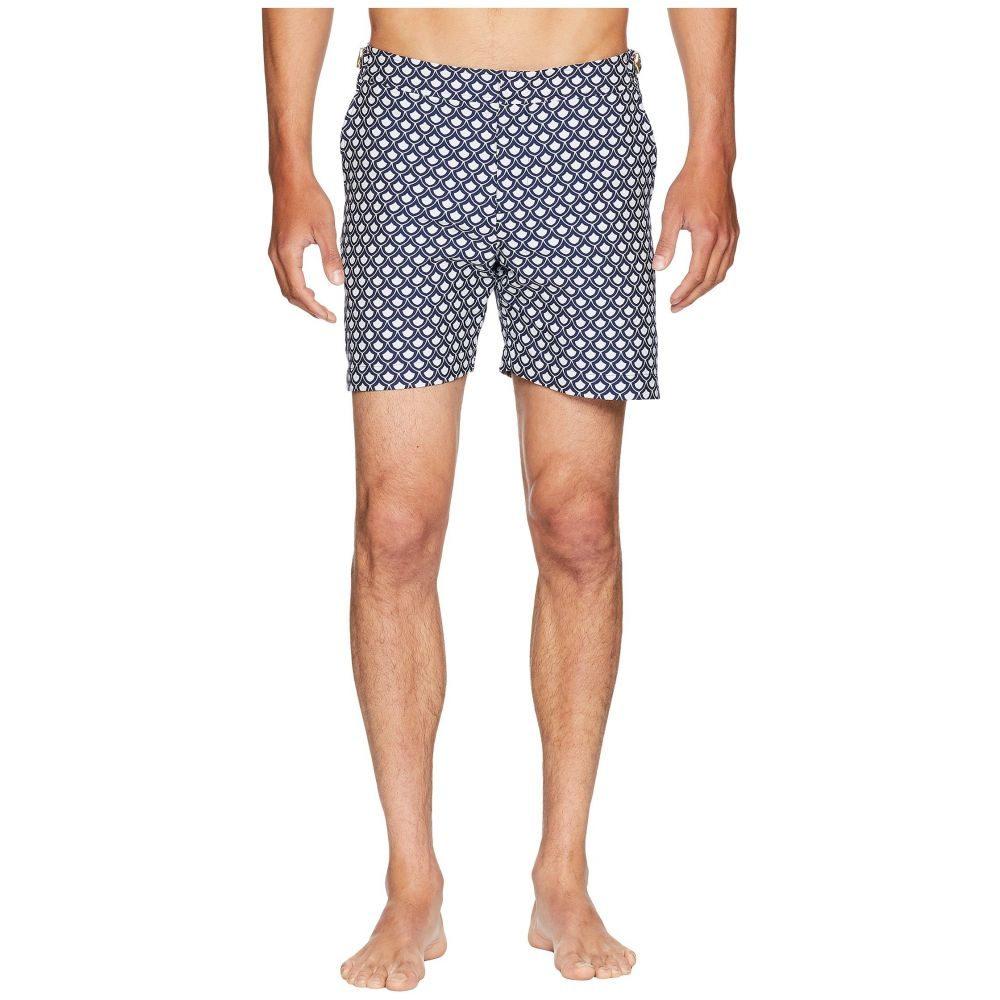 オールバー ブラウン Orlebar Brown メンズ 水着・ビーチウェア 海パン【Bulldog Jacquard Swim Shorts】Fish Scale
