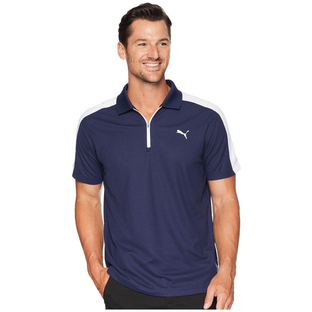 プーマ PUMA Golf メンズ ゴルフ トップス【T7 Golf Polo】Peacoat