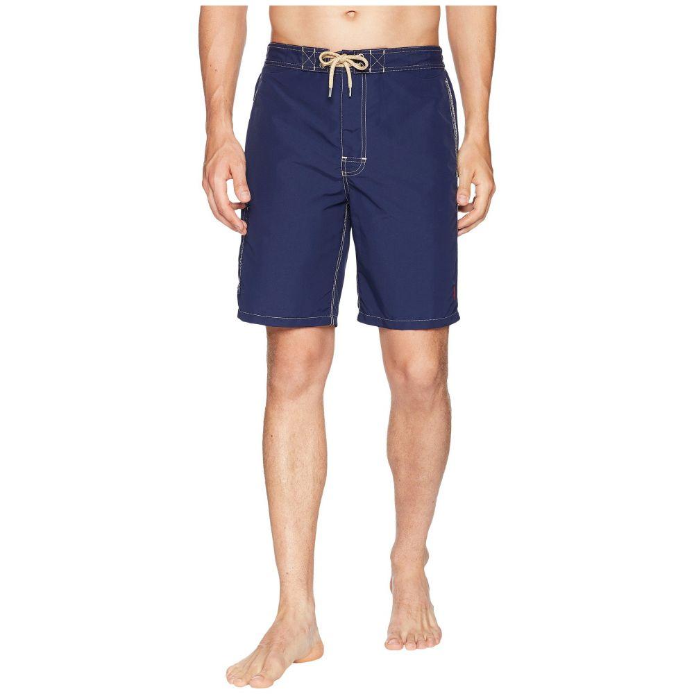 ラルフ ローレン Polo Ralph Lauren メンズ 水着・ビーチウェア 海パン【Kailua Swim Trunks】Newport Navy