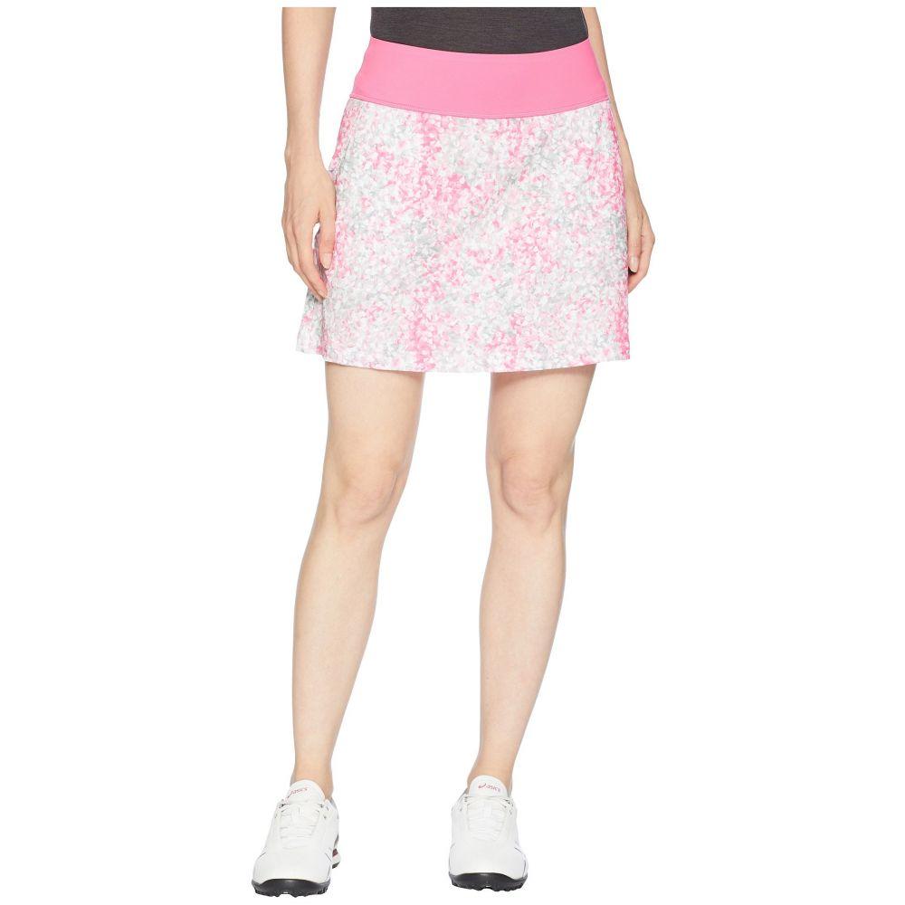 プーマ PUMA Golf レディース ゴルフ ボトムス・パンツ【PWRSHAPE Floral Knit Skirt】Carmine Rose