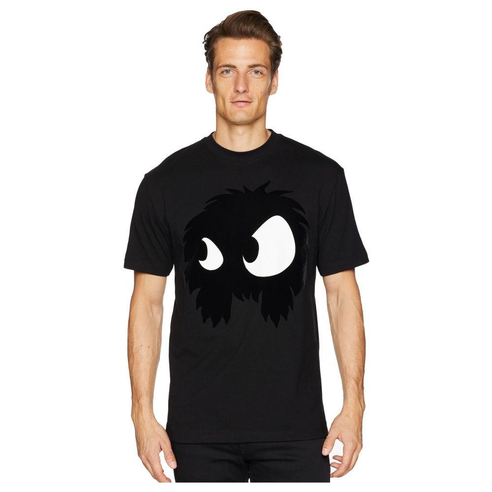 マックイーン McQ メンズ トップス Tシャツ【Monster Dropped Shoulder T-Shirt】Black/Multi