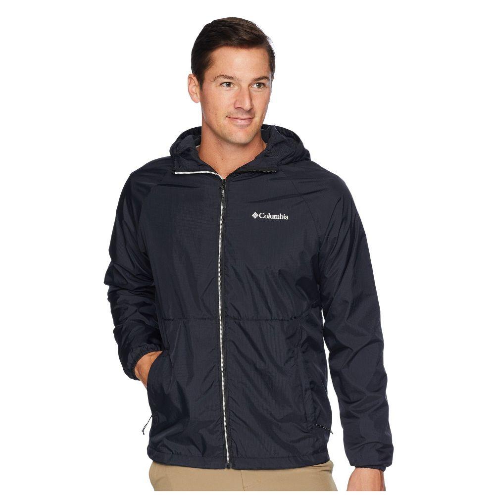 コロンビア Columbia メンズ アウター レインコート【Spire Heights Jacket】Black