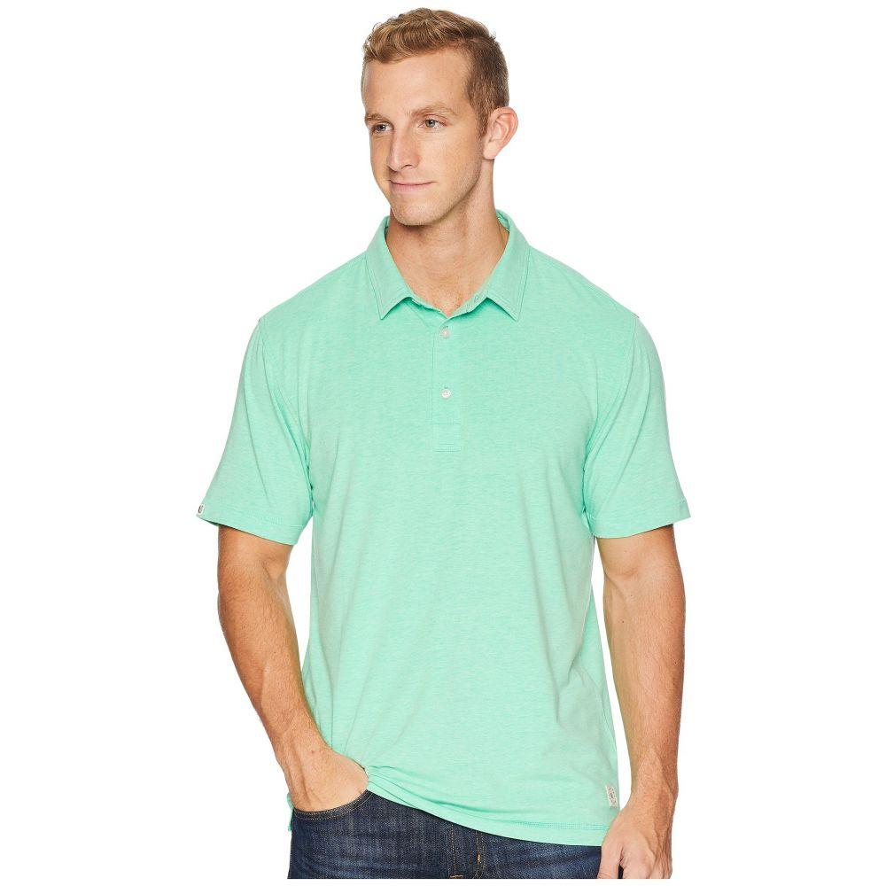 リンクソウル Linksoul メンズ トップス ポロシャツ【LS183 Polo】Lab Green Heather