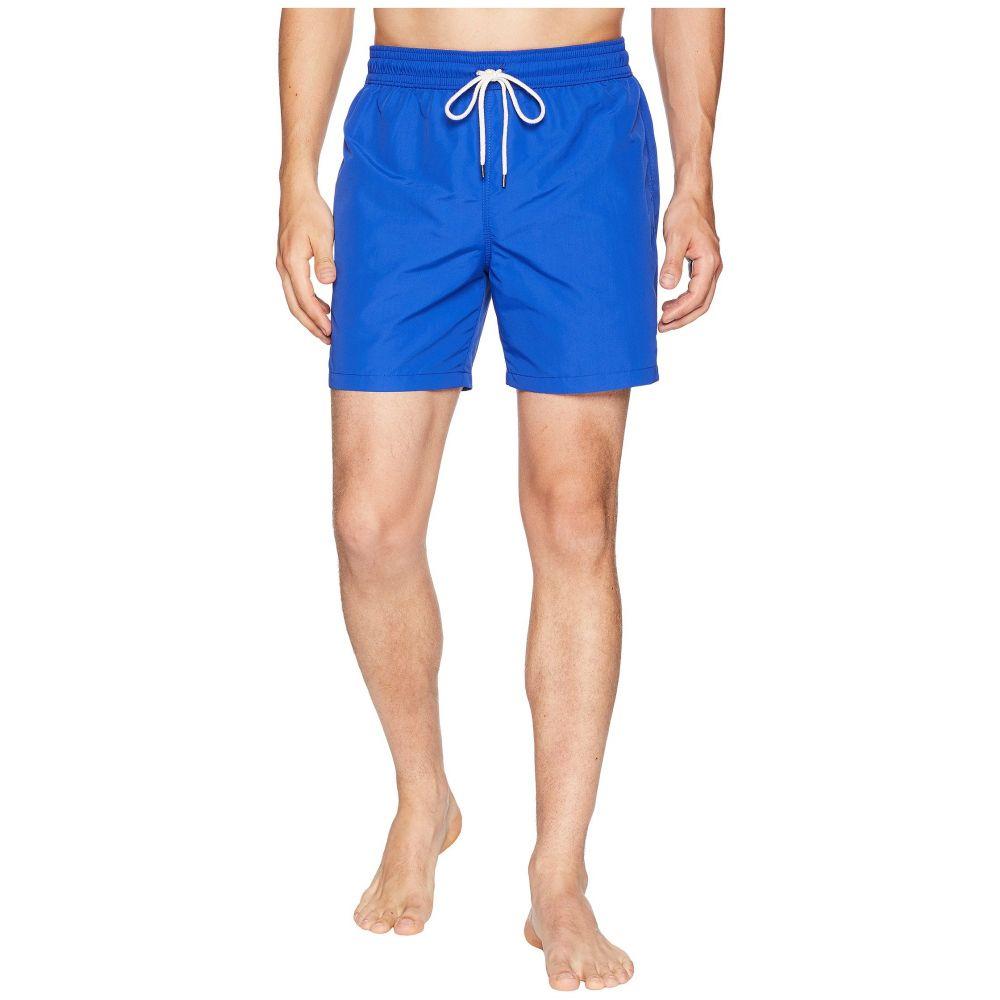 ラルフ ローレン Polo Ralph Lauren メンズ 水着・ビーチウェア 海パン【Traveler Swim Shorts】Rugby Royal
