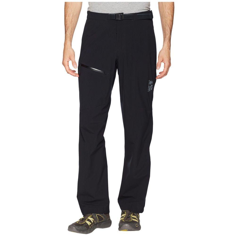 マウンテンハードウェア Mountain Hardwear メンズ ボトムス・パンツ【Stretch Ozonic(TM) Pant】Black