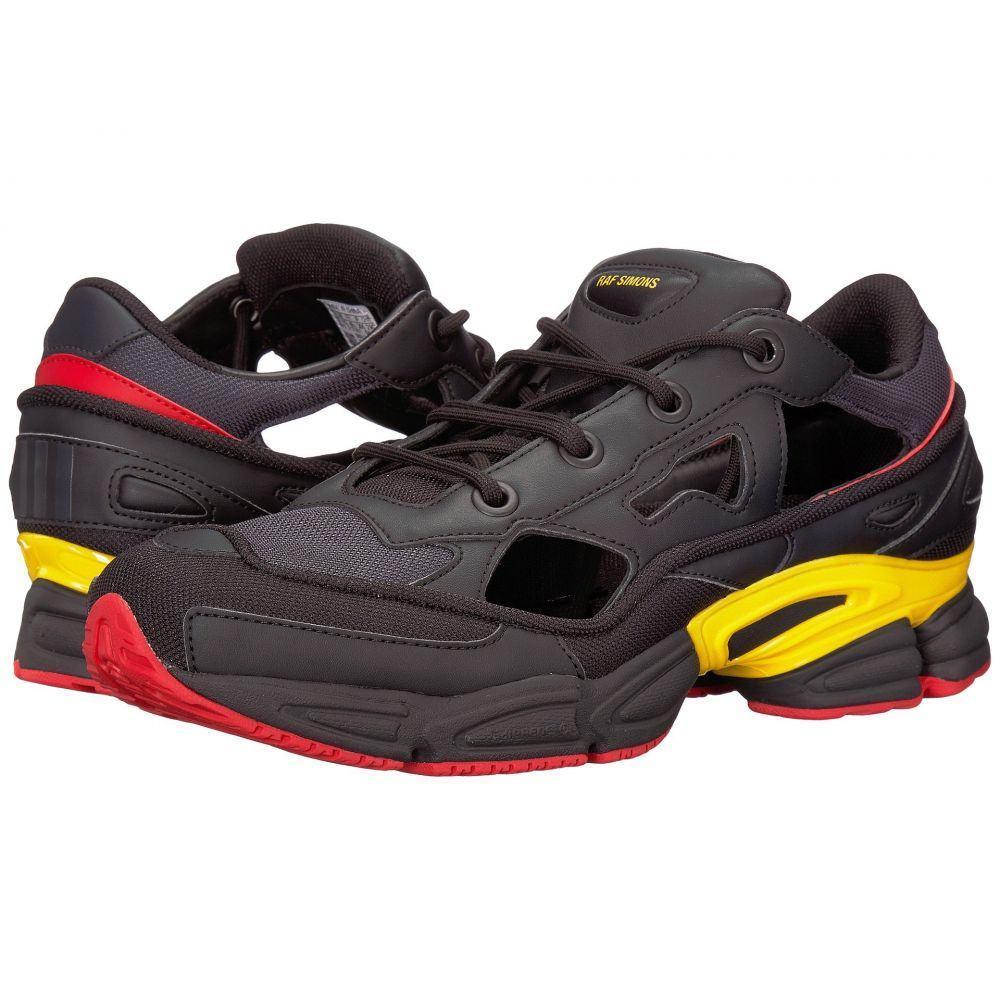 アディダス adidas by Raf Simons レディース ランニング・ウォーキング シューズ・靴【Belgium National Day Raf Simons Replicant Ozweego】Core Black/Core Black/Night Grey