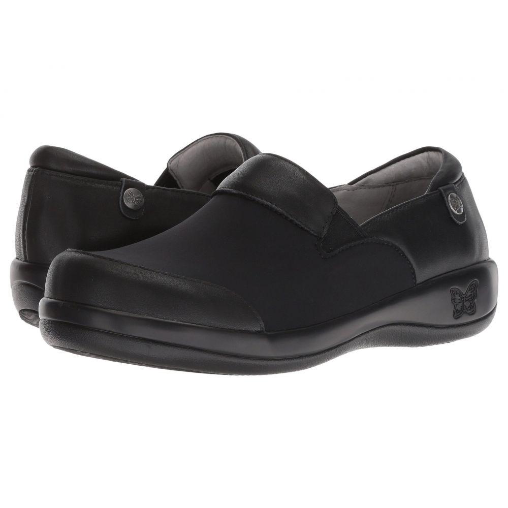 アレグリア Alegria レディース シューズ・靴【Keli Professional】Black Nappa