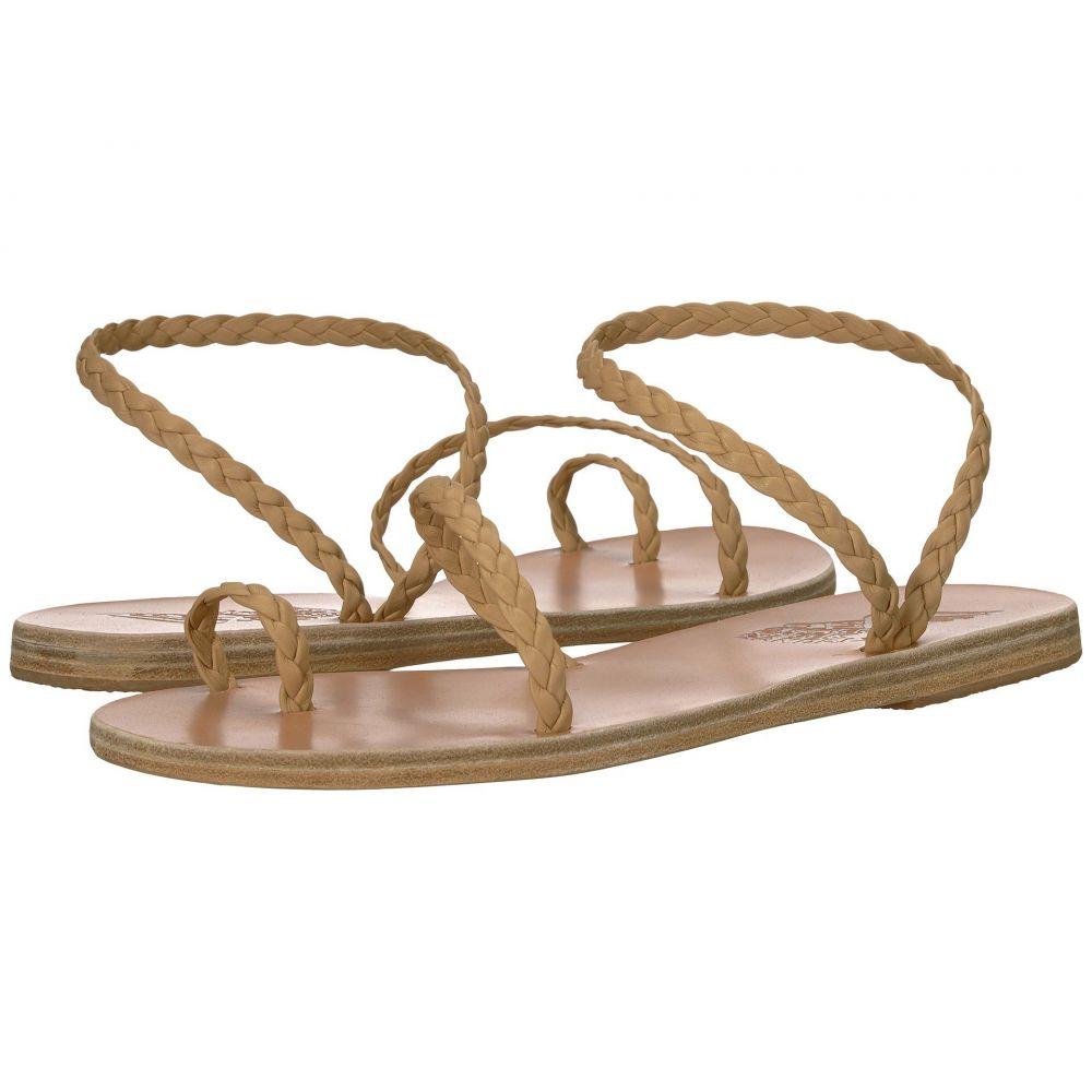 エンシェント グリーク サンダルズ Ancient Greek Sandals レディース シューズ・靴 サンダル・ミュール【Eleftheria】Natural/Natural Nappa
