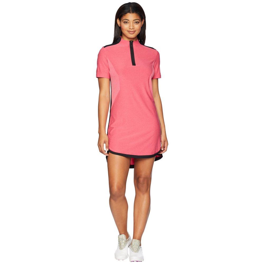 ナイキ Nike Golf レディース ゴルフ トップス【Zonal Cool Dress】Rush Pink/Black