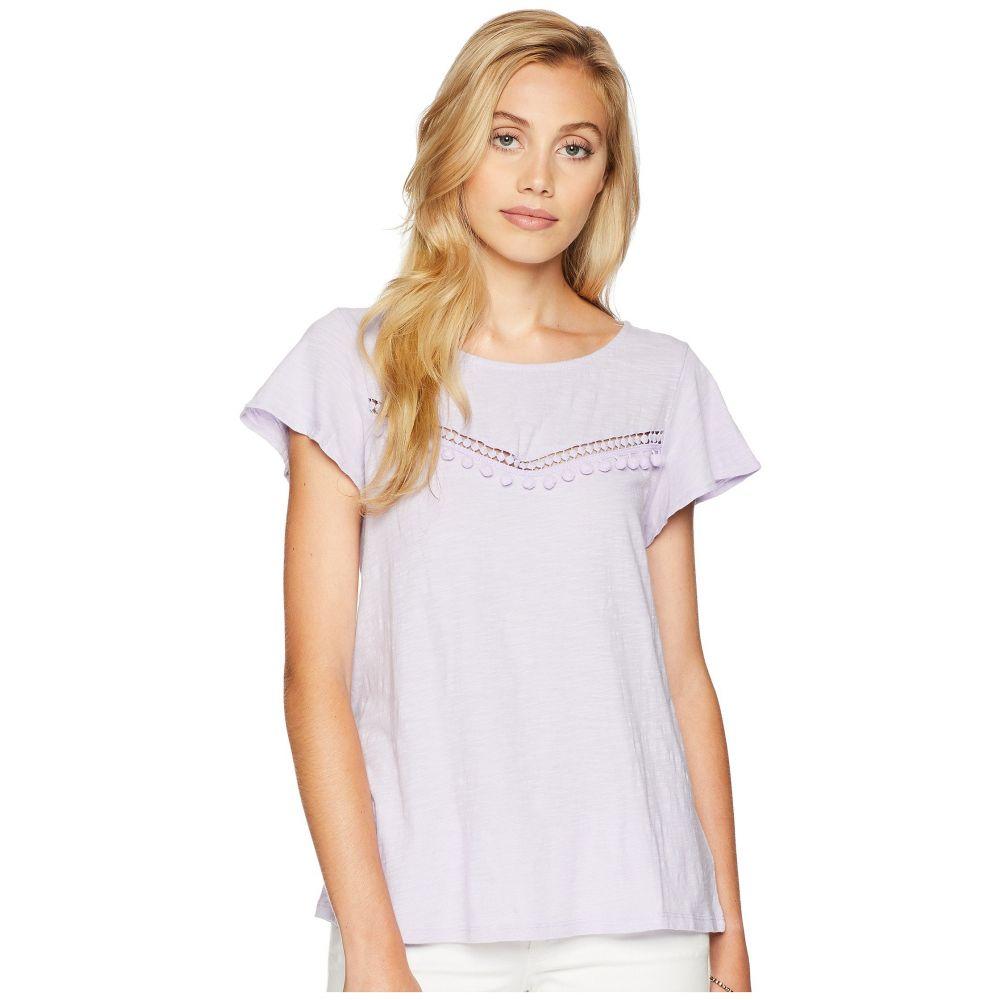 リリーピュリッツァー Lilly Pulitzer レディース トップス Tシャツ【Florabelle Top】Light Lilac