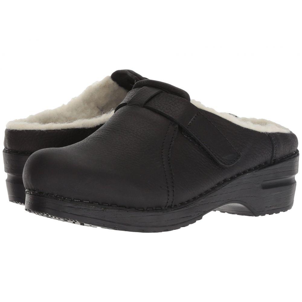 サニタ Sanita レディース シューズ・靴【Whitney】Black