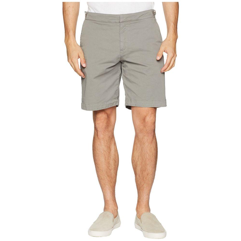 オールバー ブラウン Orlebar Brown メンズ ボトムス・パンツ ショートパンツ【Dane II Cotton Twill Shorts】Storm