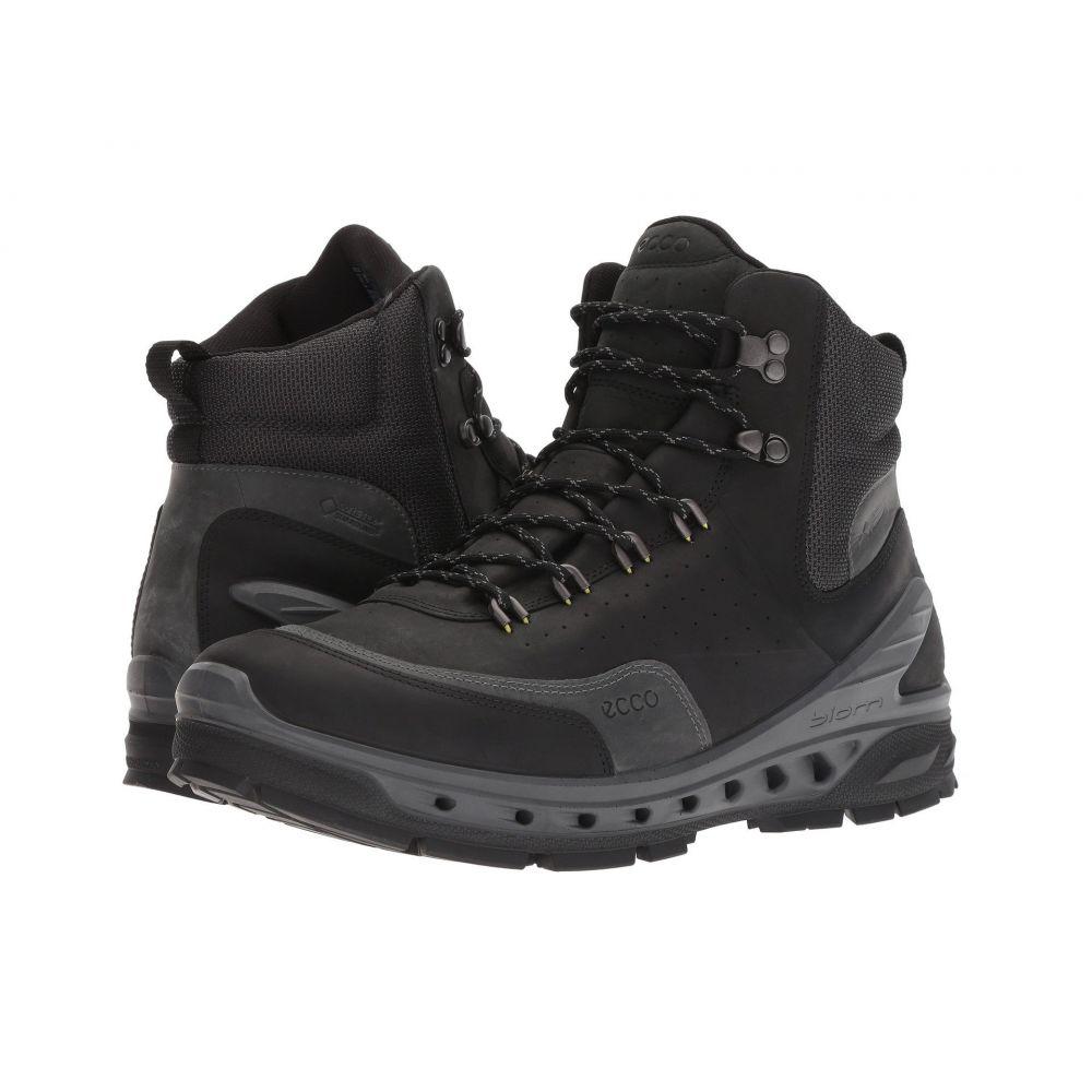 エコー ECCO Sport メンズ ハイキング・登山 シューズ・靴【Biom Venture TR GTX】Black/Dark Shadow