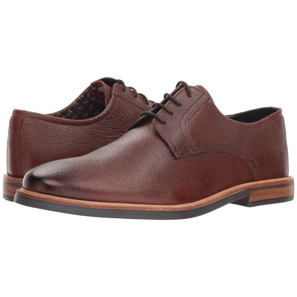 ベンシャーマン Ben Sherman メンズ シューズ・靴 革靴・ビジネスシューズ【Birk Plain Toe】Dark Brown 1