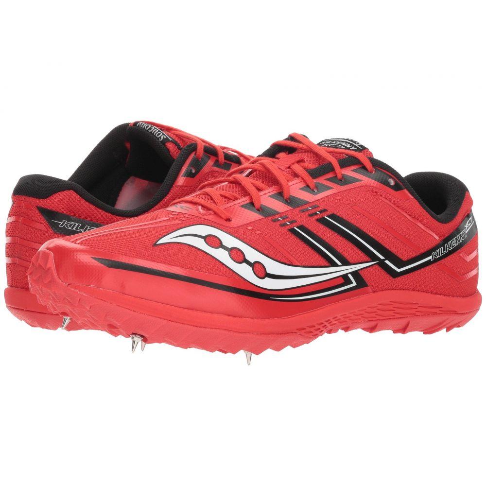 高い素材 サッカニー Saucony メンズ メンズ サッカニー ランニング・ウォーキング シューズ・靴【Kilkenny XC7】Red/Black XC7】Red/Black, 読谷村:ff0b2b81 --- canoncity.azurewebsites.net