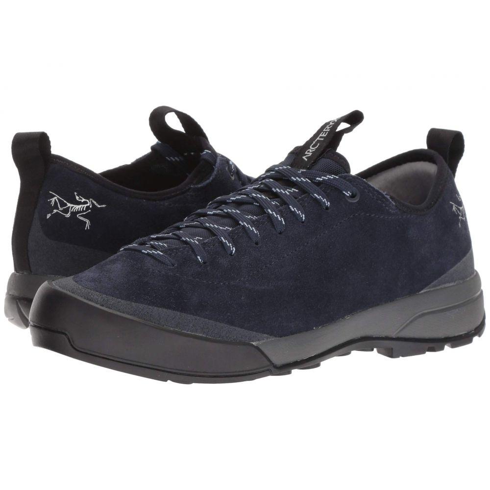 アークテリクス Arc'teryx レディース ハイキング・登山 シューズ・靴【Acrux SL Leather Approach】Black Sapphire/Ion