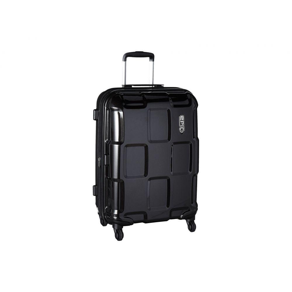 EPICトラベルギア EPIC Travelgear レディース バッグ スーツケース・キャリーバッグ【Crate EX 26' Trolley】Black Metal