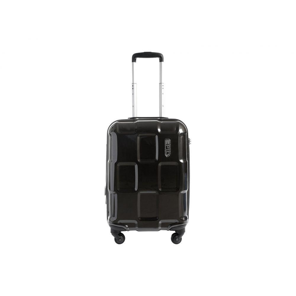 EPICトラベルギア EPIC Travelgear レディース バッグ スーツケース・キャリーバッグ【Crate EX 22' Trolley】Black Metal