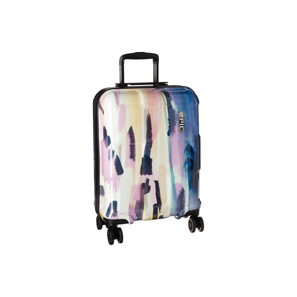 EPICトラベルギア EPIC Travelgear レディース バッグ スーツケース・キャリーバッグ【Crate EX Wildlife 22' Trolley】Water Color