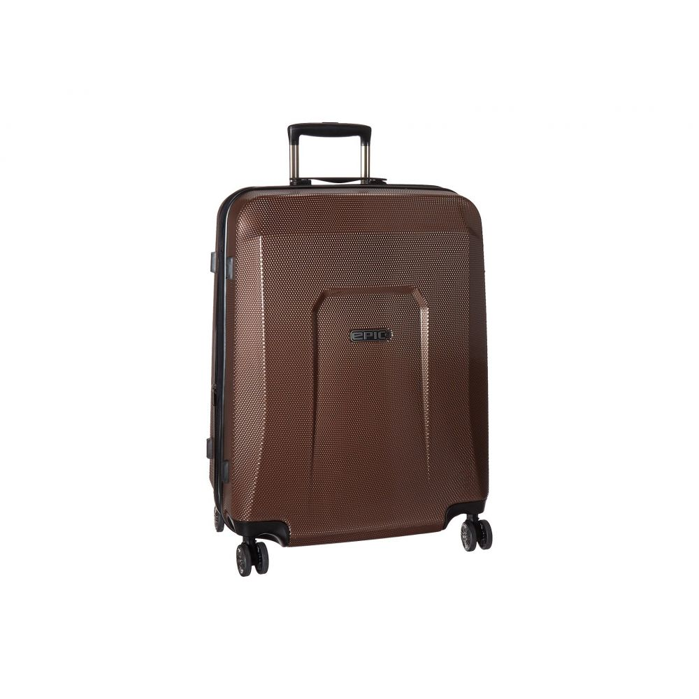 EPICトラベルギア EPIC Travelgear レディース バッグ スーツケース・キャリーバッグ【HDX EX 29' Trolley】Brown Metal