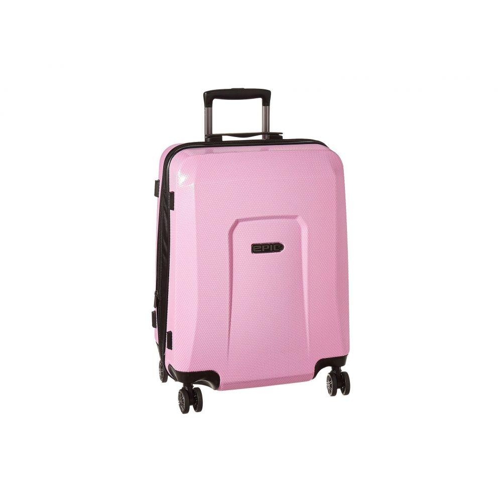 EPICトラベルギア EPIC Travelgear レディース バッグ スーツケース・キャリーバッグ【HDX EX 25' Trolley】Gloss Pink