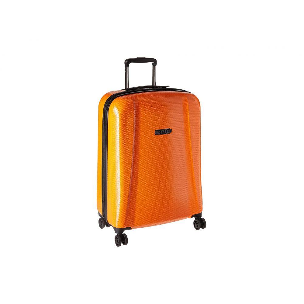 EPICトラベルギア EPIC Travelgear レディース バッグ スーツケース・キャリーバッグ【GTO 4.0 26' Trolley】Firesand Orange
