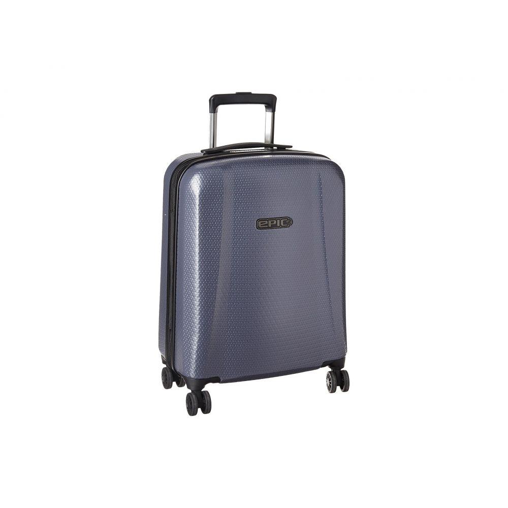 EPICトラベルギア EPIC Travelgear レディース バッグ スーツケース・キャリーバッグ【GTO 4.0 22' Trolley】Graphite Blue