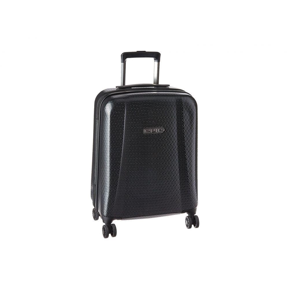 EPICトラベルギア EPIC Travelgear レディース バッグ スーツケース・キャリーバッグ【GTO 4.0 22' Trolley】Frozen Black