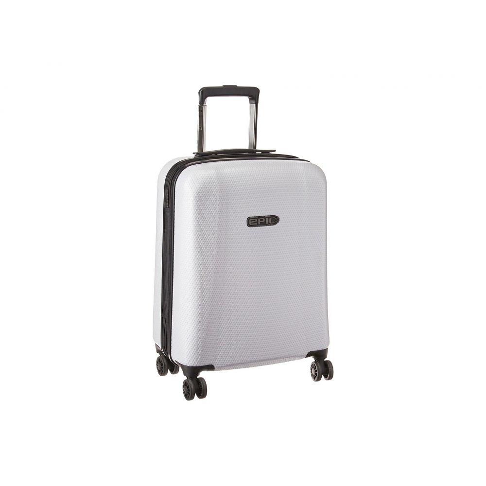 EPICトラベルギア EPIC Travelgear レディース バッグ スーツケース・キャリーバッグ【GTO 4.0 22' Trolley】Sterling White