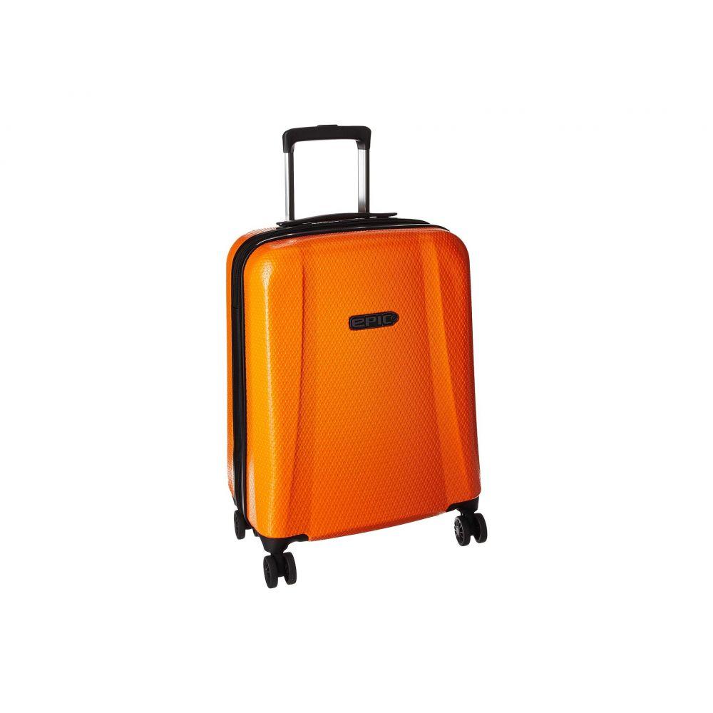 EPICトラベルギア EPIC Travelgear レディース バッグ スーツケース・キャリーバッグ【GTO 4.0 22' Trolley】Firesand Orange