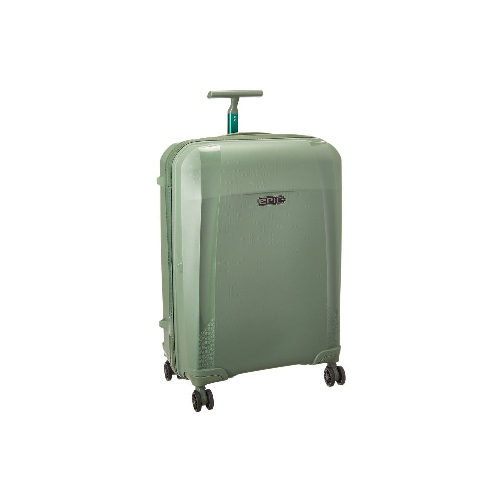 EPICトラベルギア EPIC Travelgear レディース バッグ スーツケース・キャリーバッグ【Phantom BIO 30' Trolley】Seagrass Green