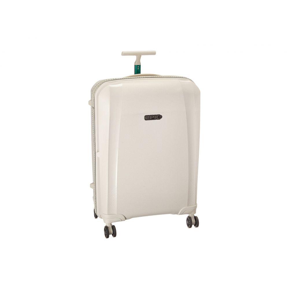EPICトラベルギア EPIC Travelgear レディース バッグ スーツケース・キャリーバッグ【Phantom BIO 26' Trolley】Natural White