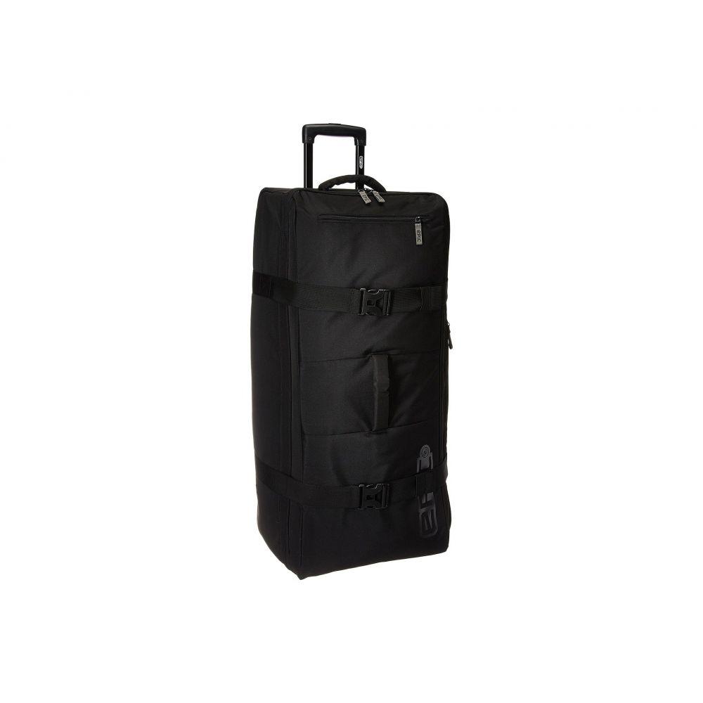 EPICトラベルギア EPIC Travelgear レディース バッグ スーツケース・キャリーバッグ【Explorer 35' Wheeled Duffel】Black