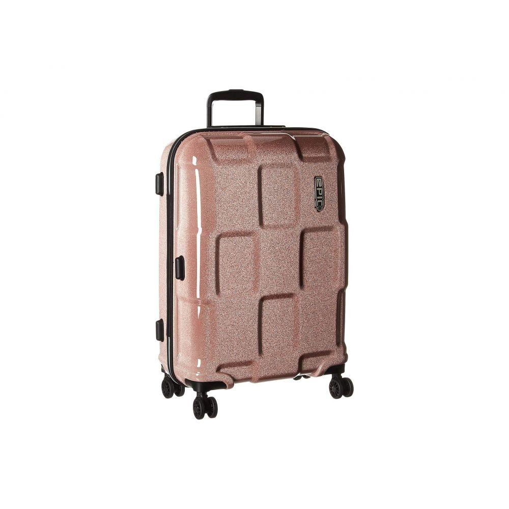 EPICトラベルギア EPIC Travelgear レディース バッグ スーツケース・キャリーバッグ【Crate Reflex 26' Trolley】Crystal Rose