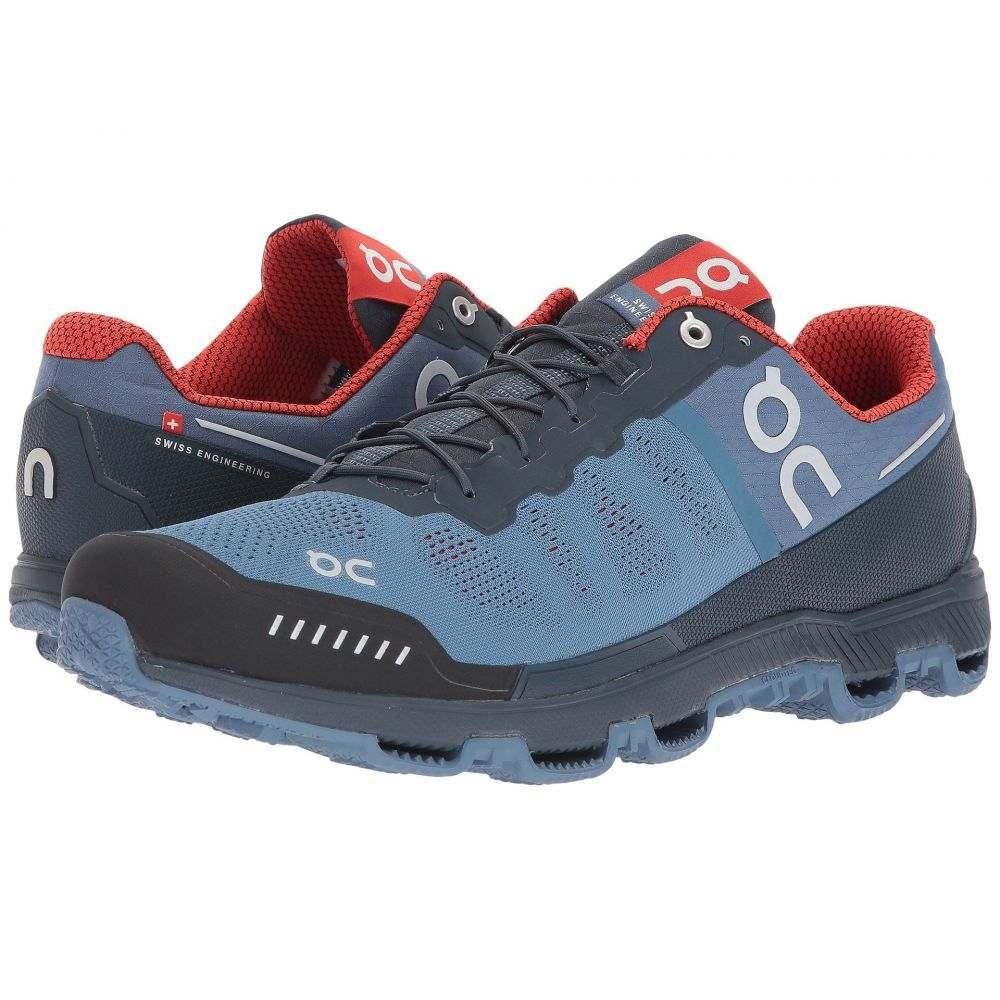 オン On メンズ ランニング・ウォーキング シューズ・靴【Cloudventure】Fjord/Navy