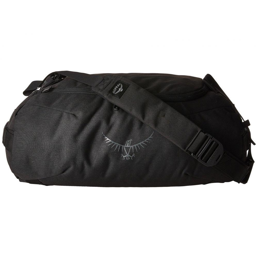 オスプレー Osprey レディース バッグ ボストンバッグ・ダッフルバッグ【Trillium 45】Black