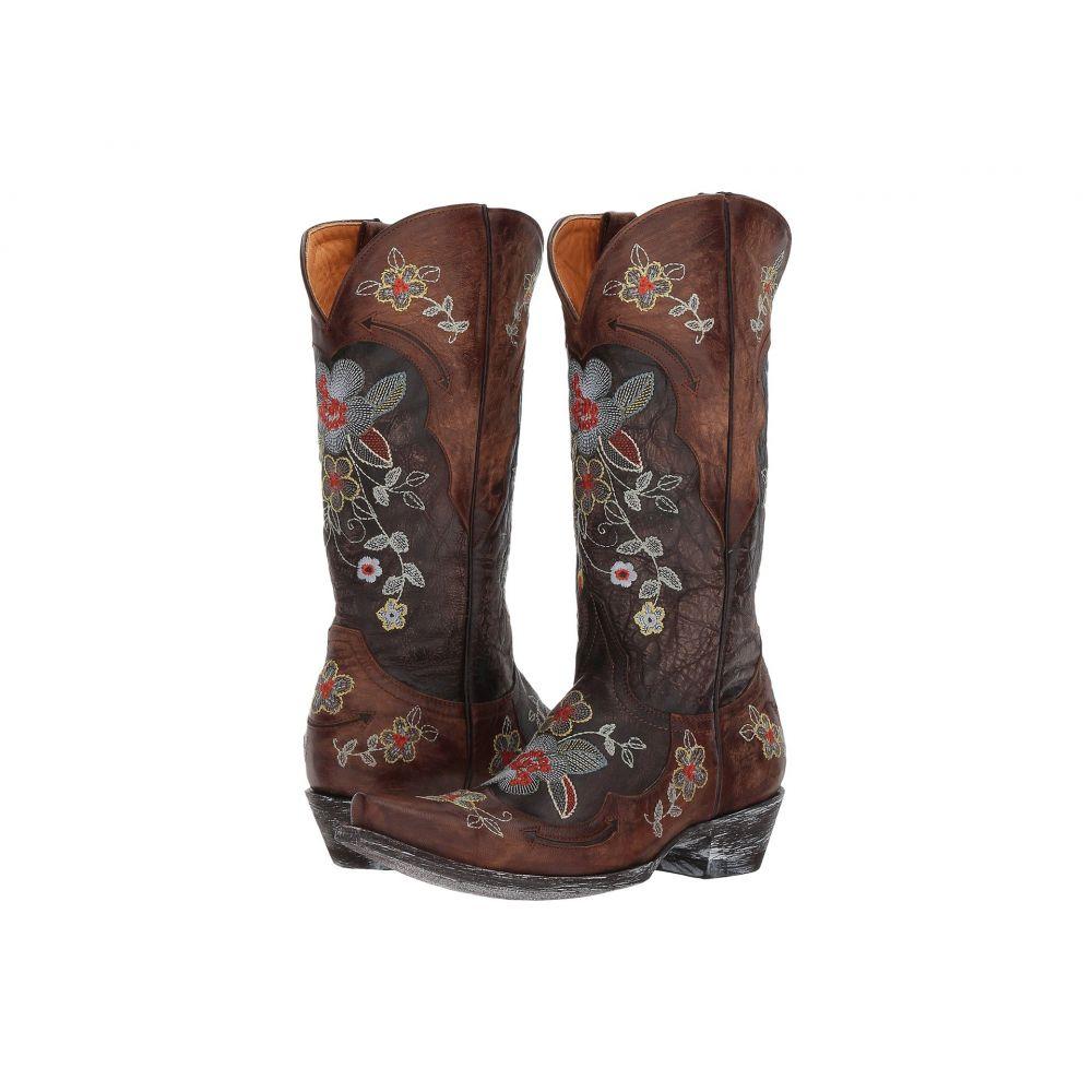 オールド グリンゴ Old Gringo レディース シューズ・靴 ブーツ【Bonnie 13' Relaxed Fit】Chocolate/Brass