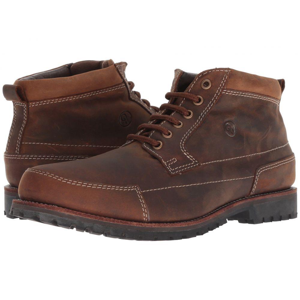 オールドウェスト ブーツ Old West Boots メンズ シューズ・靴 ブーツ【Zions】Brown Distressed