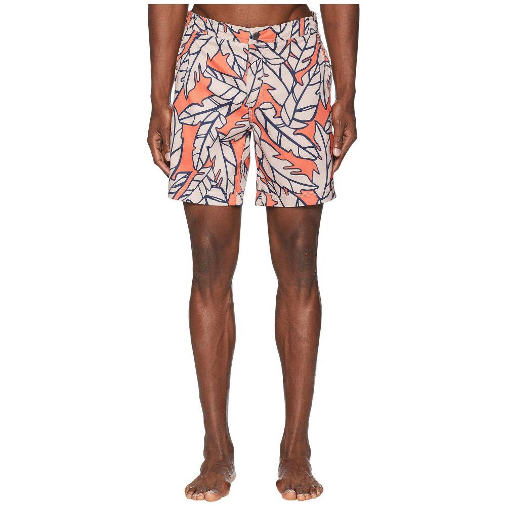 オニア onia メンズ 水着・ビーチウェア 海パン【Calder 7.5 Swim Shorts】Bonfire