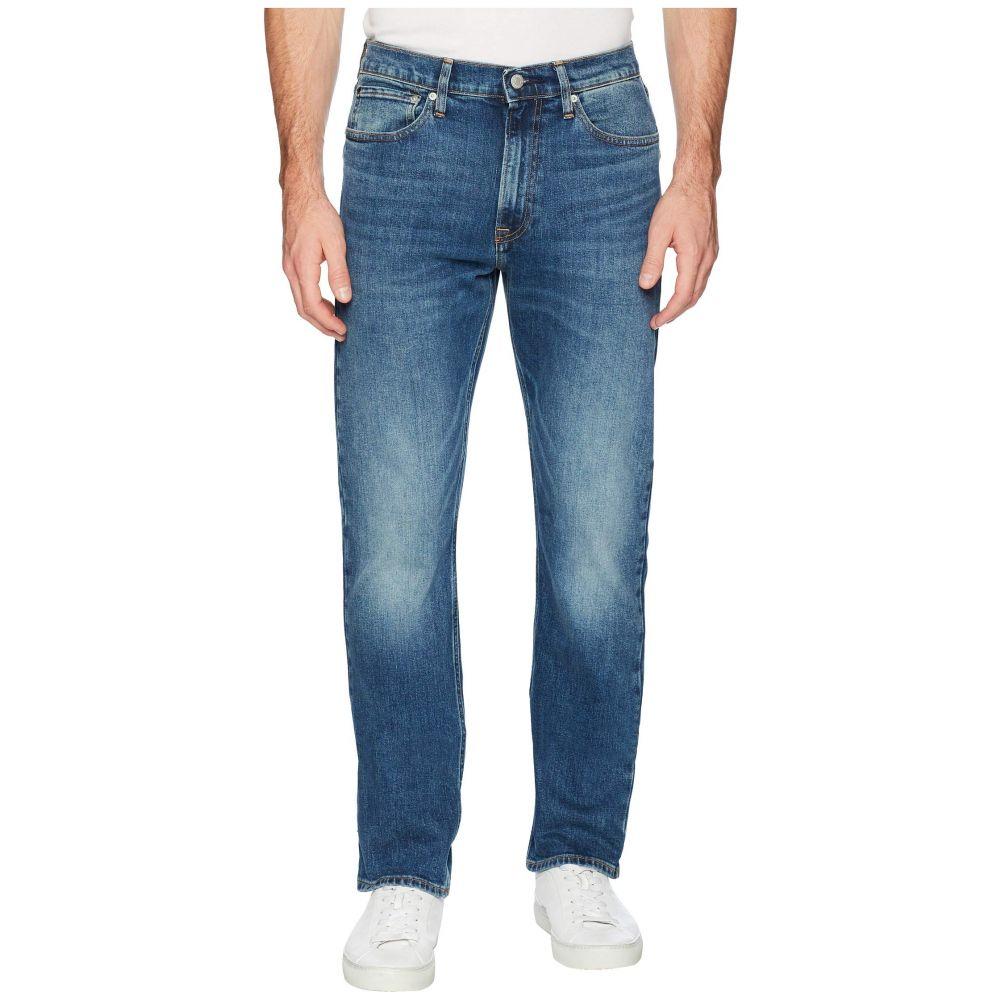 カルバンクライン Calvin Klein Jeans メンズ ボトムス・パンツ ジーンズ・デニム【CKJ 035 Straight Jeans in Houston Mid Blue】Houston Mid Blue