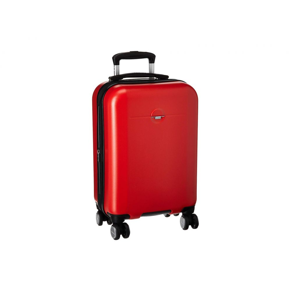 カルバンクライン Calvin Klein レディース バッグ スーツケース・キャリーバッグ【20' Kips Bay Upright】Red