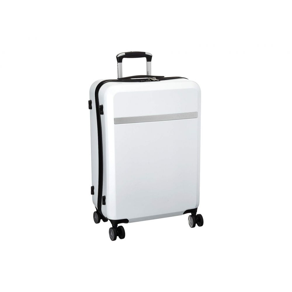 カルバンクライン Calvin Klein レディース バッグ スーツケース・キャリーバッグ【24' Libertad 2.0 Upright】White