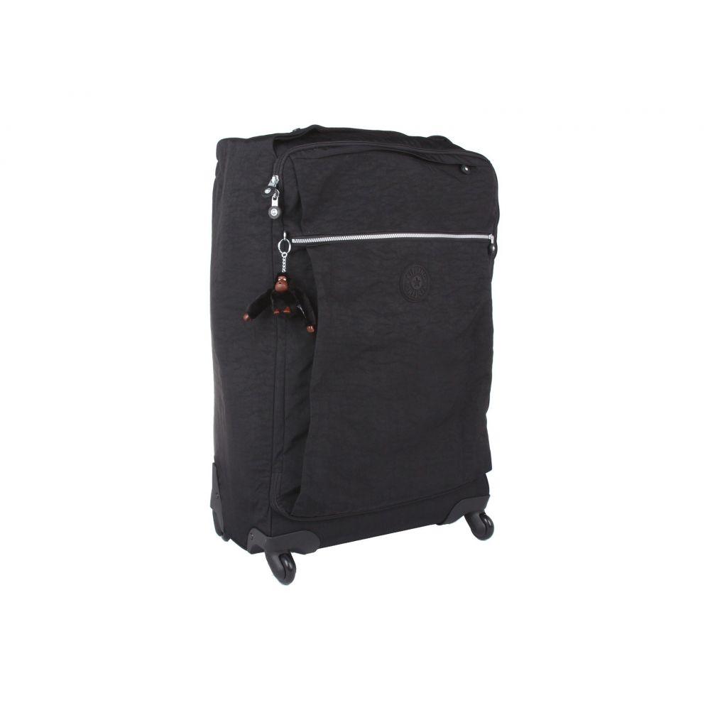 キプリング Kipling レディース バッグ スーツケース・キャリーバッグ【Darcey Large Wheeled Luggage】Black