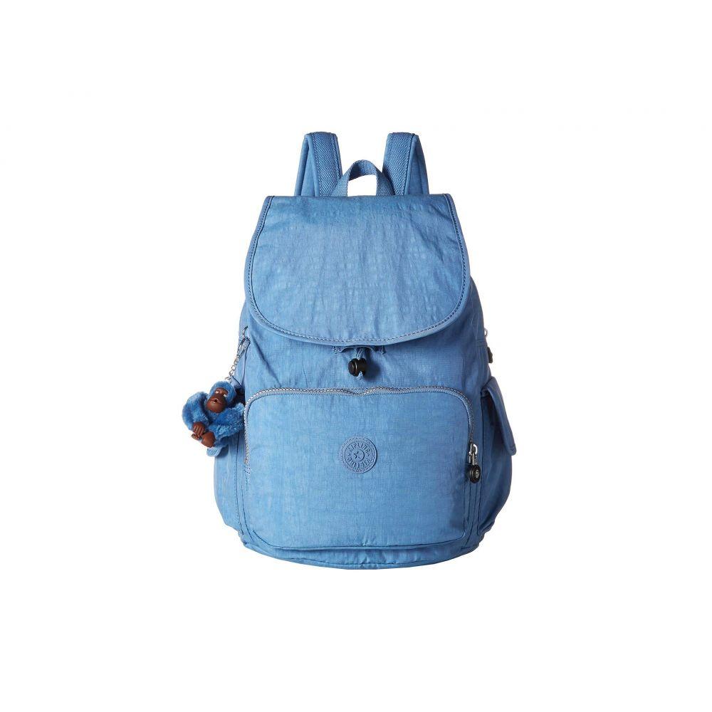 キプリング Kipling レディース バッグ バックパック・リュック【Citypack Backpack】Dream Blue